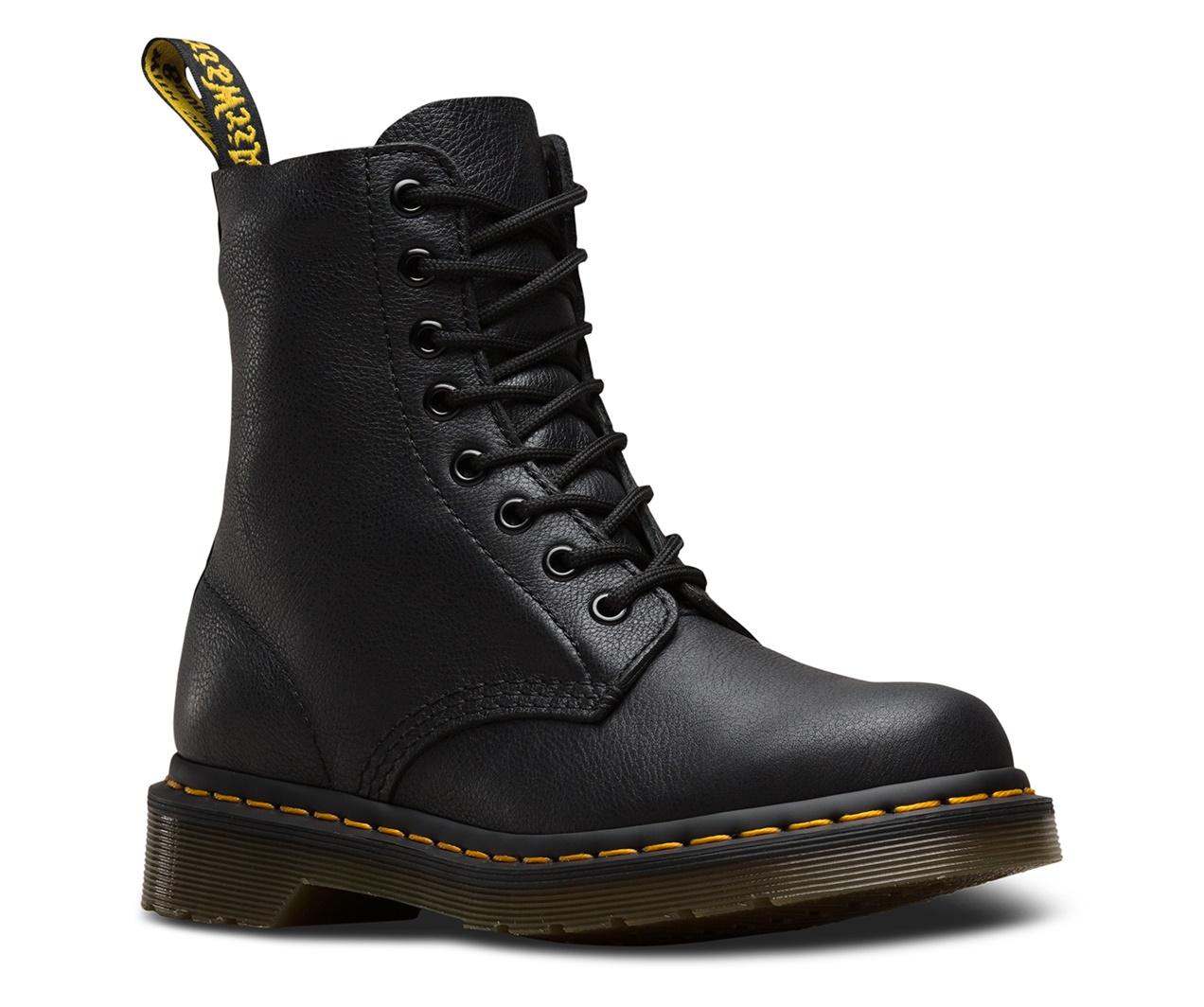 dr martens pascal virgina 8 loch boots dr martens dr. Black Bedroom Furniture Sets. Home Design Ideas