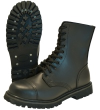 Phantom Ranger Boots 10 Loch Stahlkappenstiefel