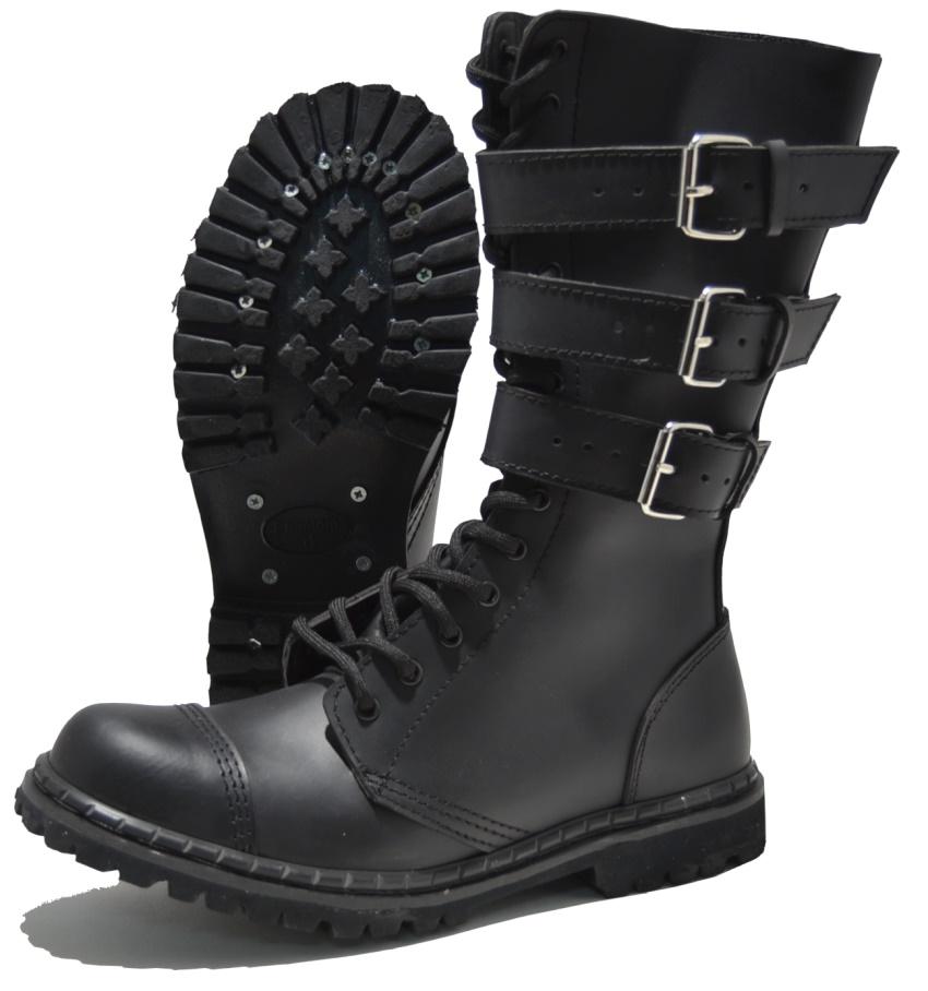 Phantom Ranger Boots 14 Loch 3Belts