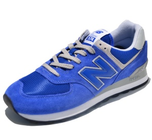 New Balance Classic Laufschuhe ML574ERBin Farbe royalblau