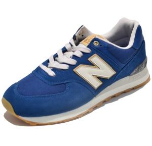 New Balance Classic Laufschuhe ML574OUB in Farbe blau