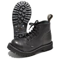 Steel 6 Loch Boots