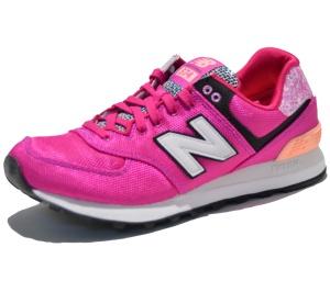 New Balance Damen-Laufschuh WL574ASD