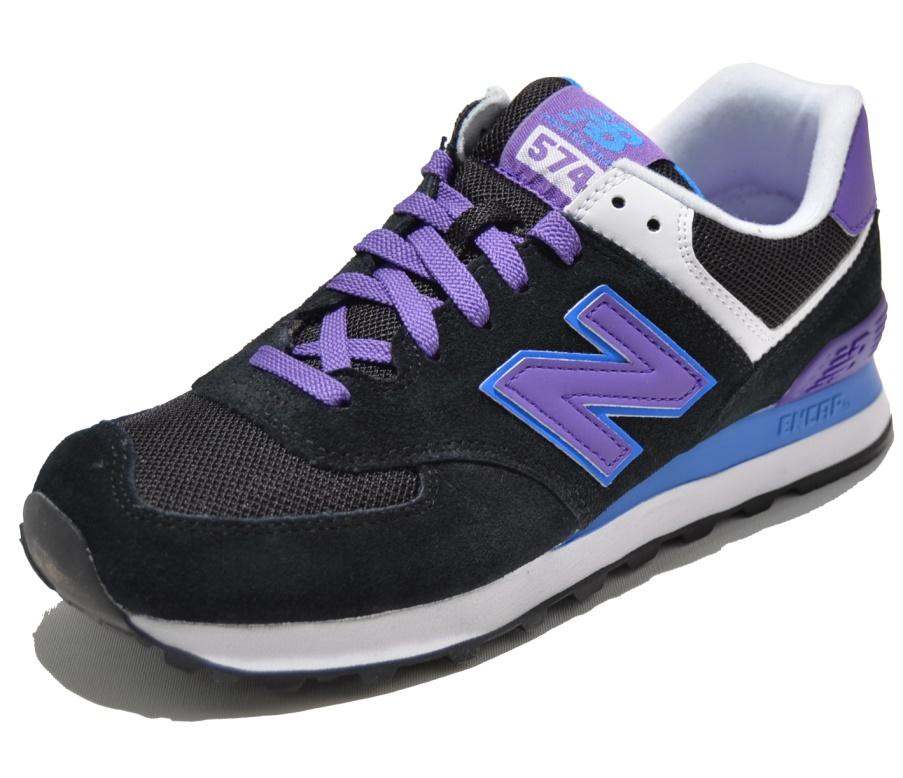 New Balance Damen-Laufschuh WL574MOX
