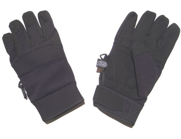 Fingerhandschuh Security Neopren / Schnittschutz