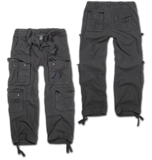 Brandit Pure Vintage Trouser Cargohose
