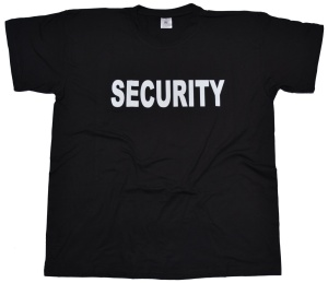 T-Shirt Security I G22