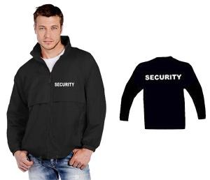 Security Windbreaker