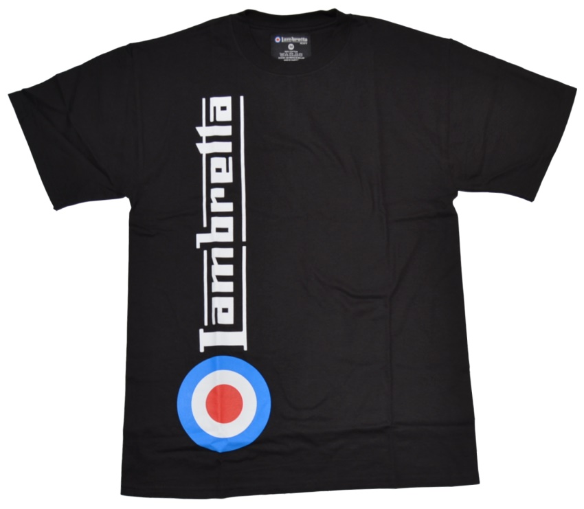 Lambretta T-Shirt Side Logo