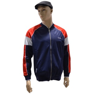 Lambretta Retro Track Jacket Trainingsjacke