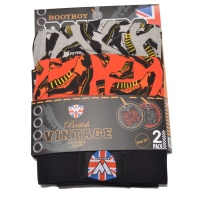Warrior Clothing Boxershorts Boots