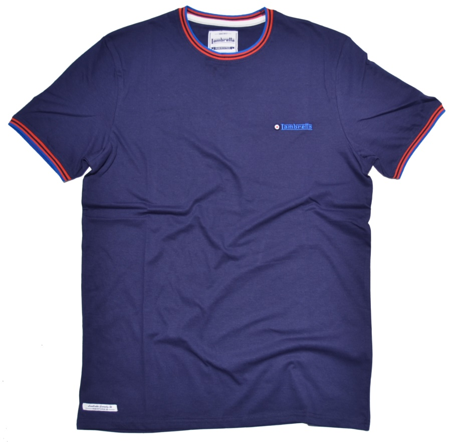 Lambretta T-Shirt Crew Neck