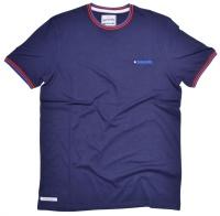Lambretta T-Shirt Crew Neck mit kleinem Bruststick