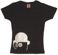 Girl Shirt Clockwork Orange