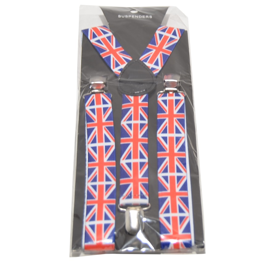 Hosentr�ger/ Braces Union Jack