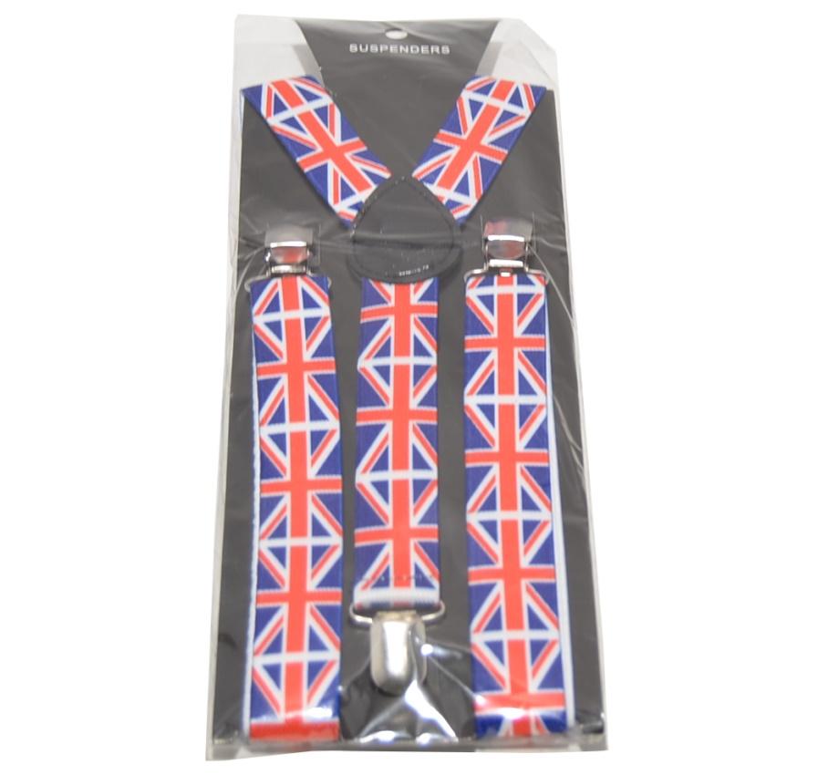 Hosenträger/ Braces Union Jack