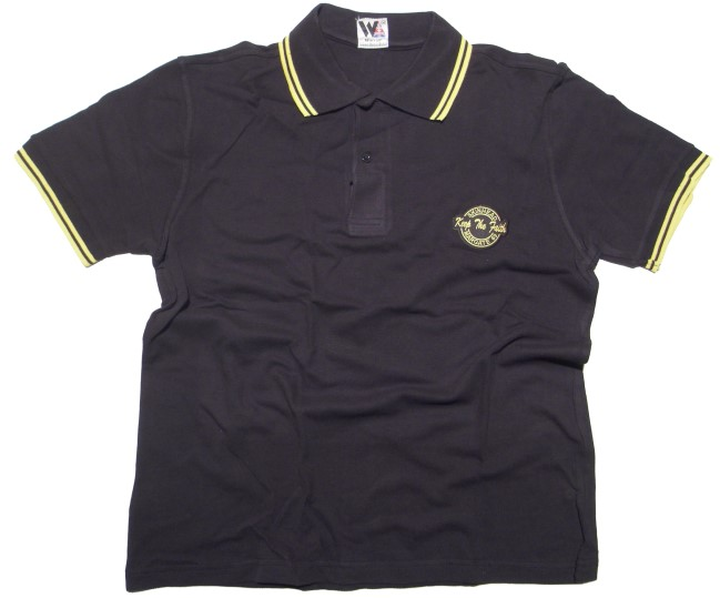 Poloshirt Skinhead Keep the Faith