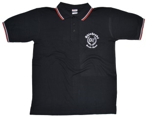 Poloshirt Oi! Parole Spass K8