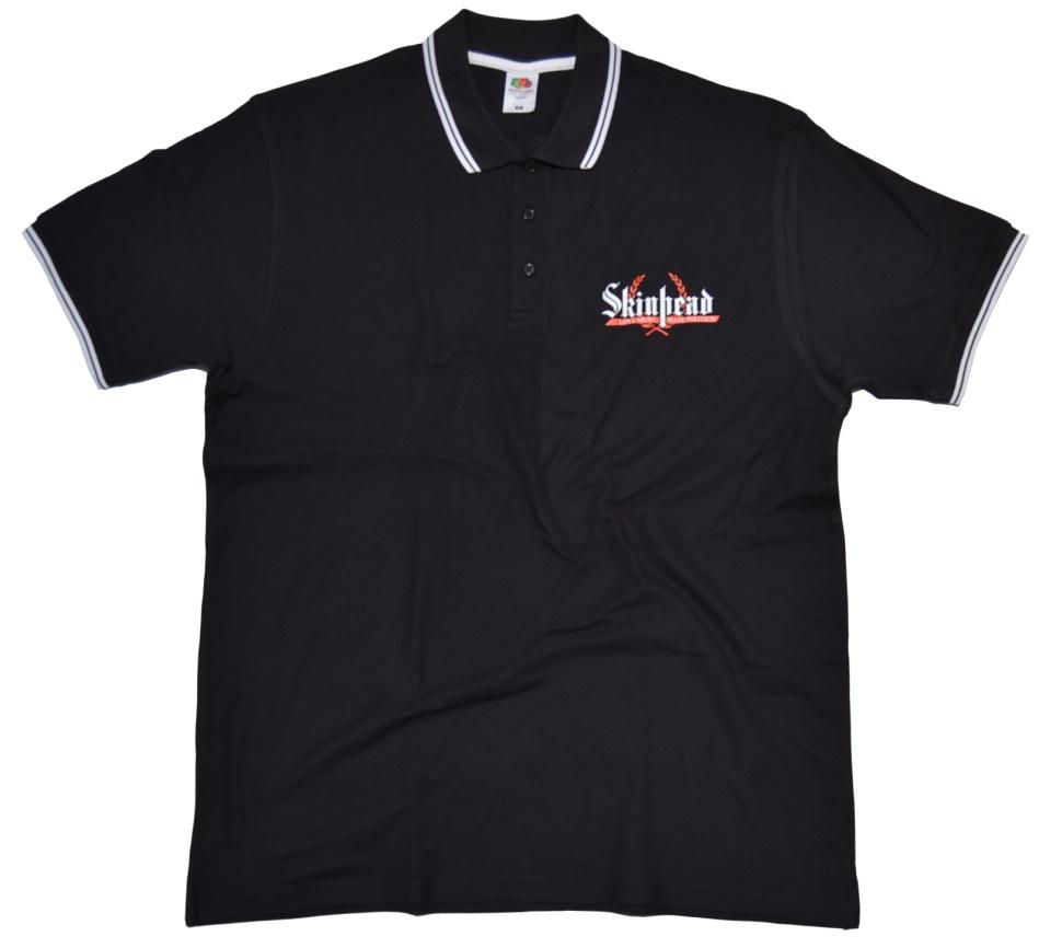 Poloshirt Skinhead Working Class
