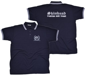 Polo-Shirt Skinhead Tradition K12/G23