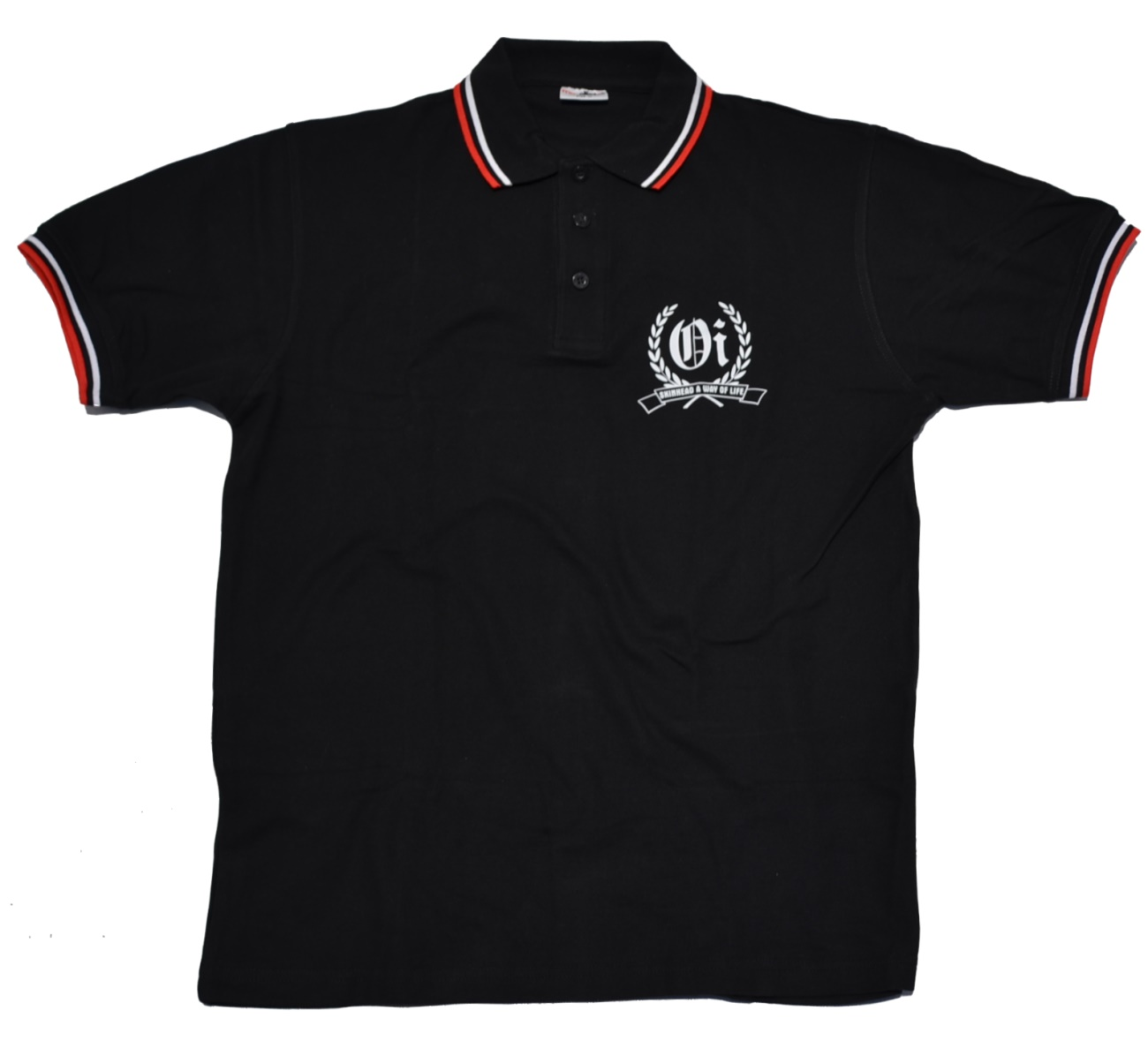 Polo Oi! Skinhead a Way of Life