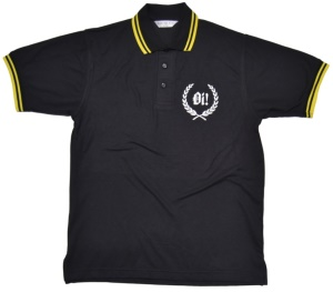 Poloshirt Kranz Oi! K14