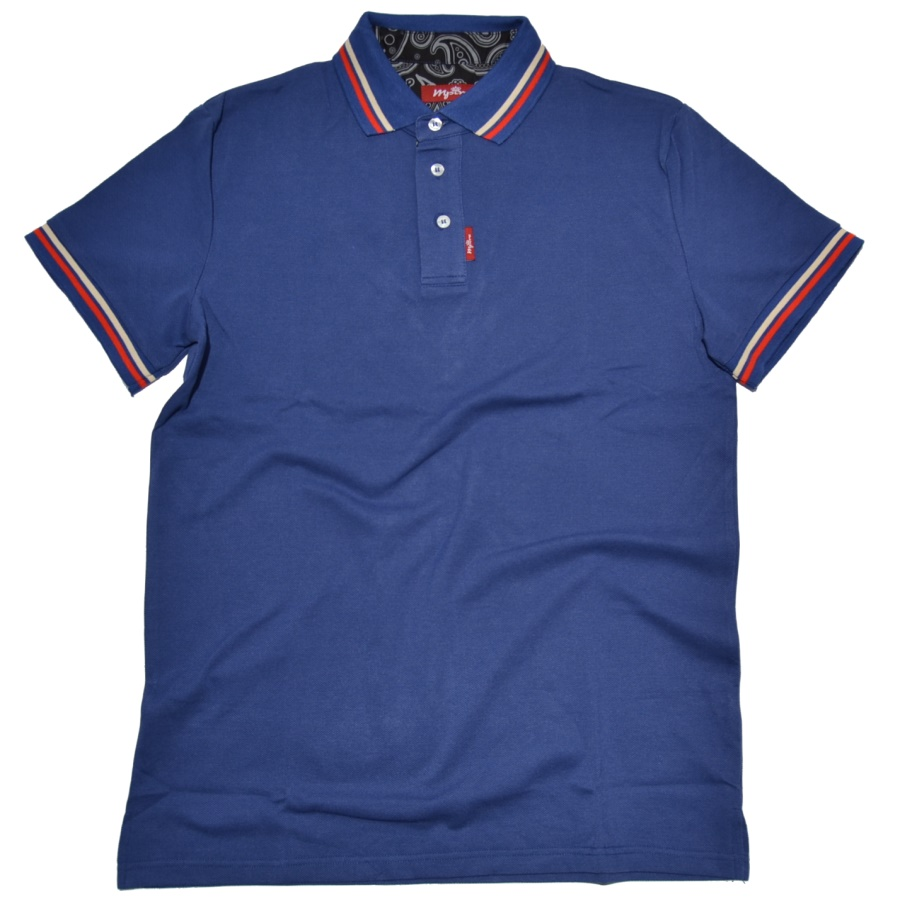 Warrior Clothing Poloshirt Twin Tip Heritage