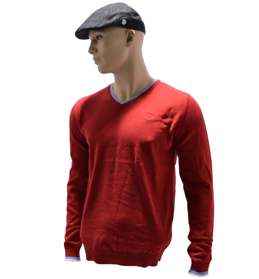 Warrior Clothing V-Neck Pullover