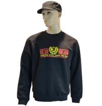 Sweatshirt Skinhead Tradition statt Trend seit 1969 G4
