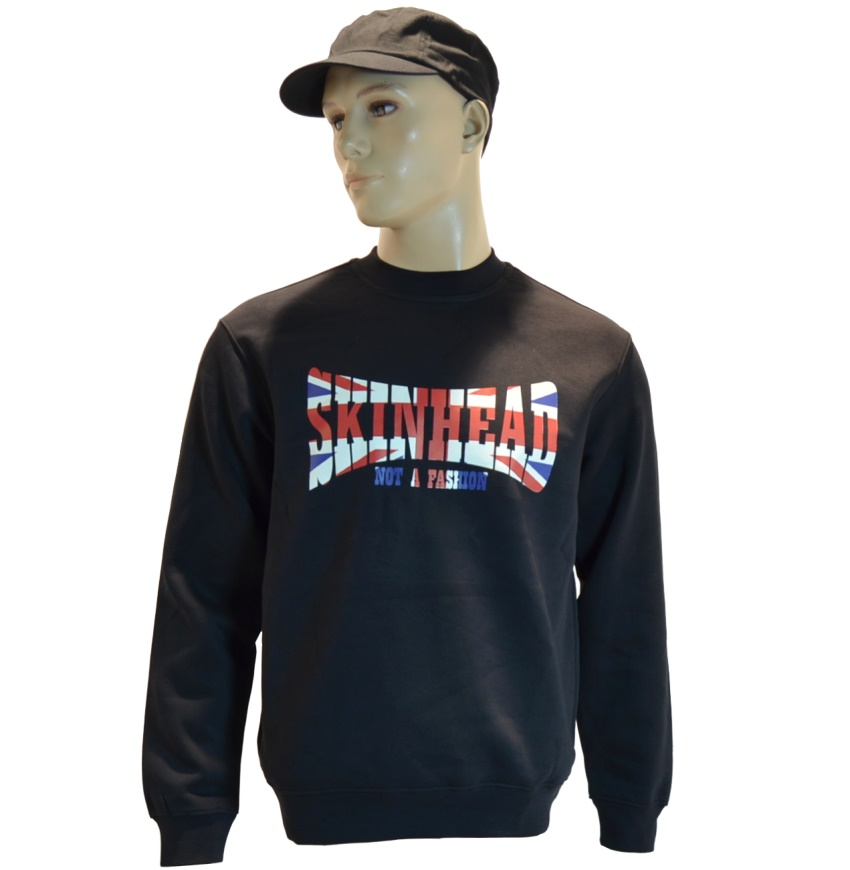 Sweatshirt Skinhead Not A Fashion