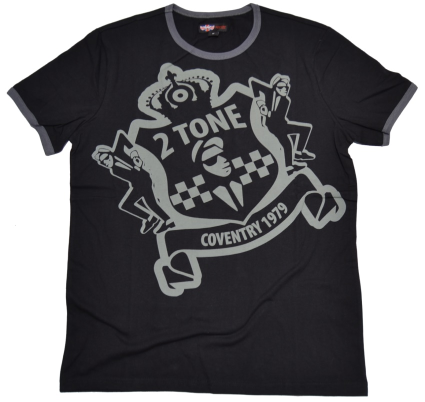 Warrior Clothing Mpire T-Shirt 2 Tone