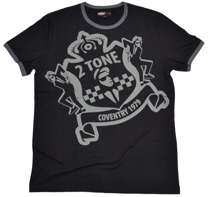 Warrior Clothing Mpire T-Shirt 2 Tone