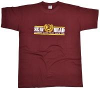 T-Shirt Skinhead Working Class Hero Since 1969 G3