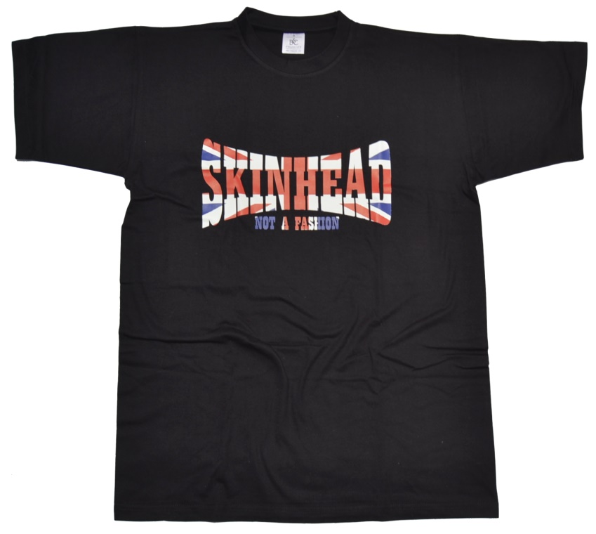 T-Shirt Skinhead Not A Fashion