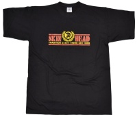 T-Shirt Skinhead Tradition statt Trend seit 1969 G4