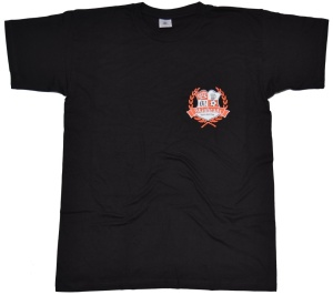 T-Shirt Wappen Skinheads Have more fun K6