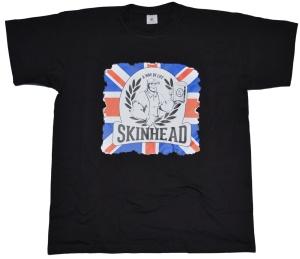 T-Shirt Skinhead A Way Of Life Union Jack G514
