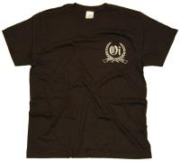 T-Shirt Oi! Skinhead a Way of Life K12