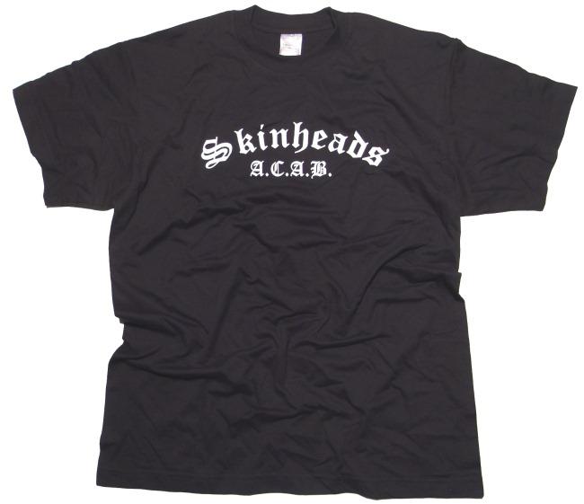 T-Shirt Skinhead A.C.A.B.