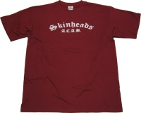T-Shirt Skinheads A.C.A.B.