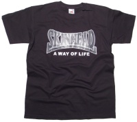 T-Shirt Skinhead A way of Live