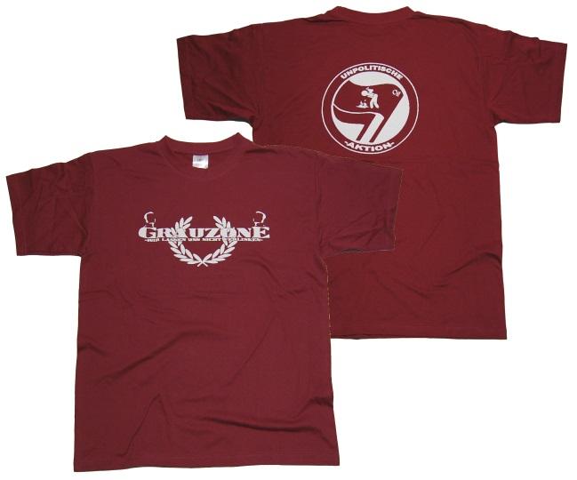 T-Shirt Grauzone
