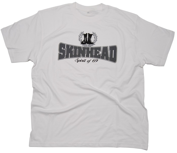 T-Shirt Skinhead Spirit of 69