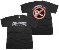 T-Shirt Grauzone RocknRoll G52 G512