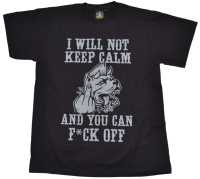 T-Shirt Pitbullfarm Keep Calm