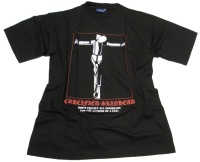 T-Shirt Crucified Skinhead