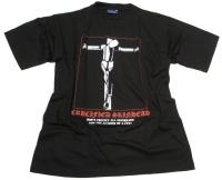T-Shirt Crucified Skinhead