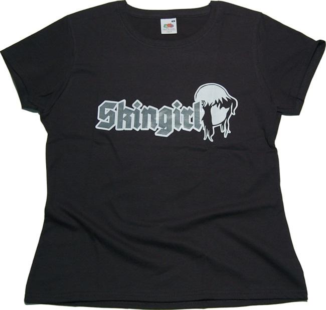 Girl Shirt Skingirl