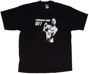 Oi Strength Thru T-Shirt