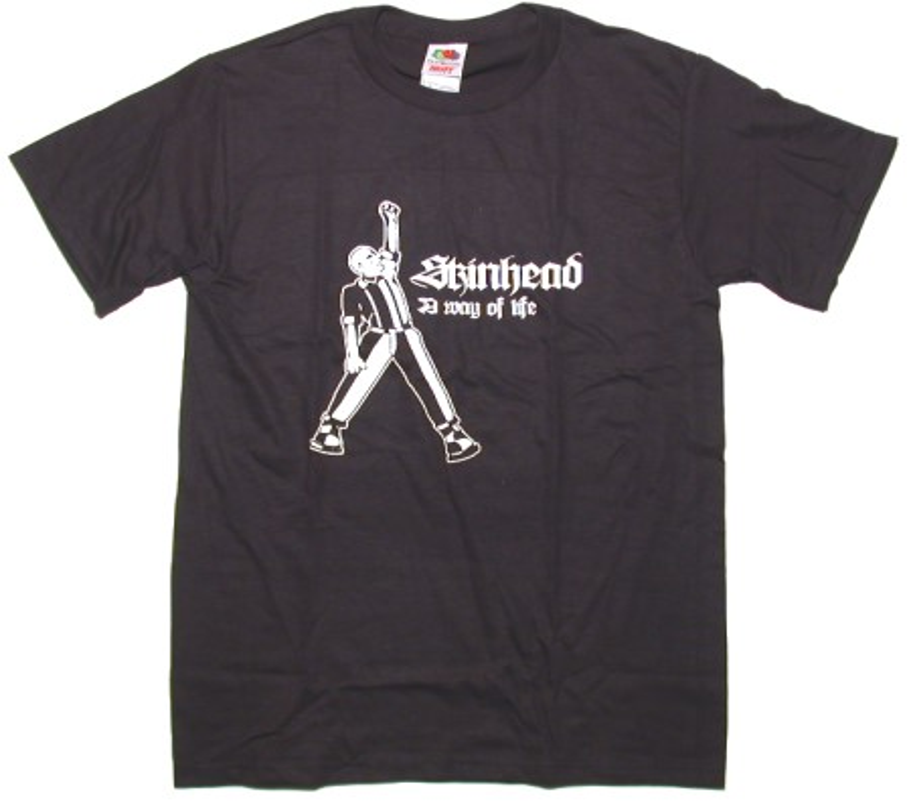 T-Shirt Skinhead A way of live